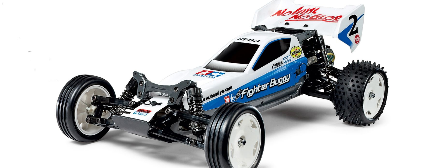 Tamiya RC-Car Neo Fighter Buggy XB DT-03 1:10